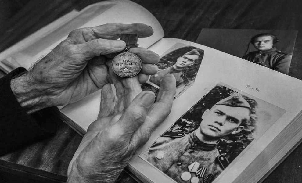 medal za otvagu velikaya otechestvennaya voyna